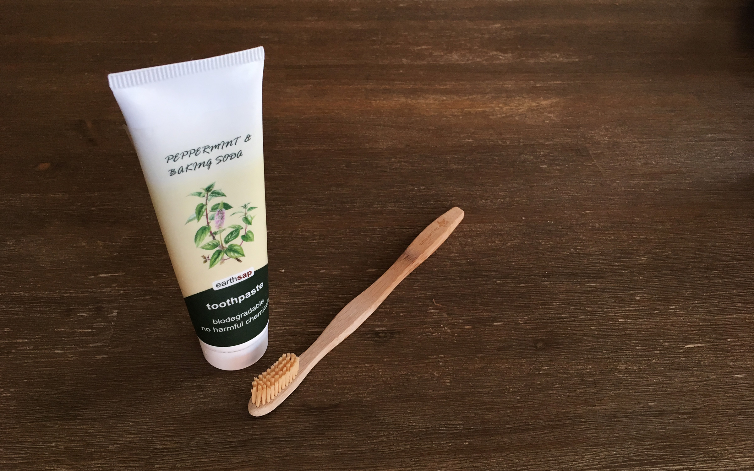 earthsap toothpaste product image