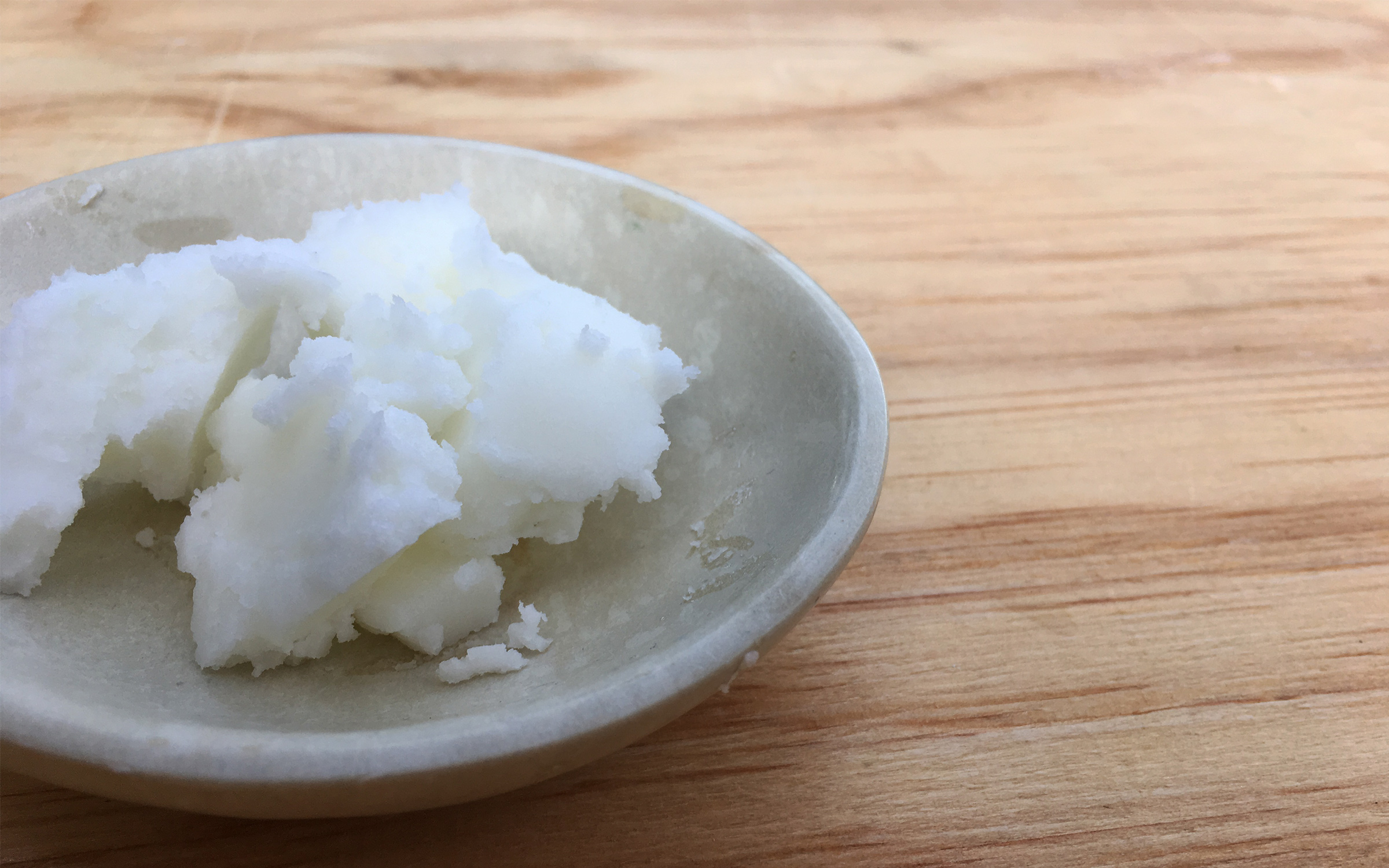 recipe image: one ingredient conditioner