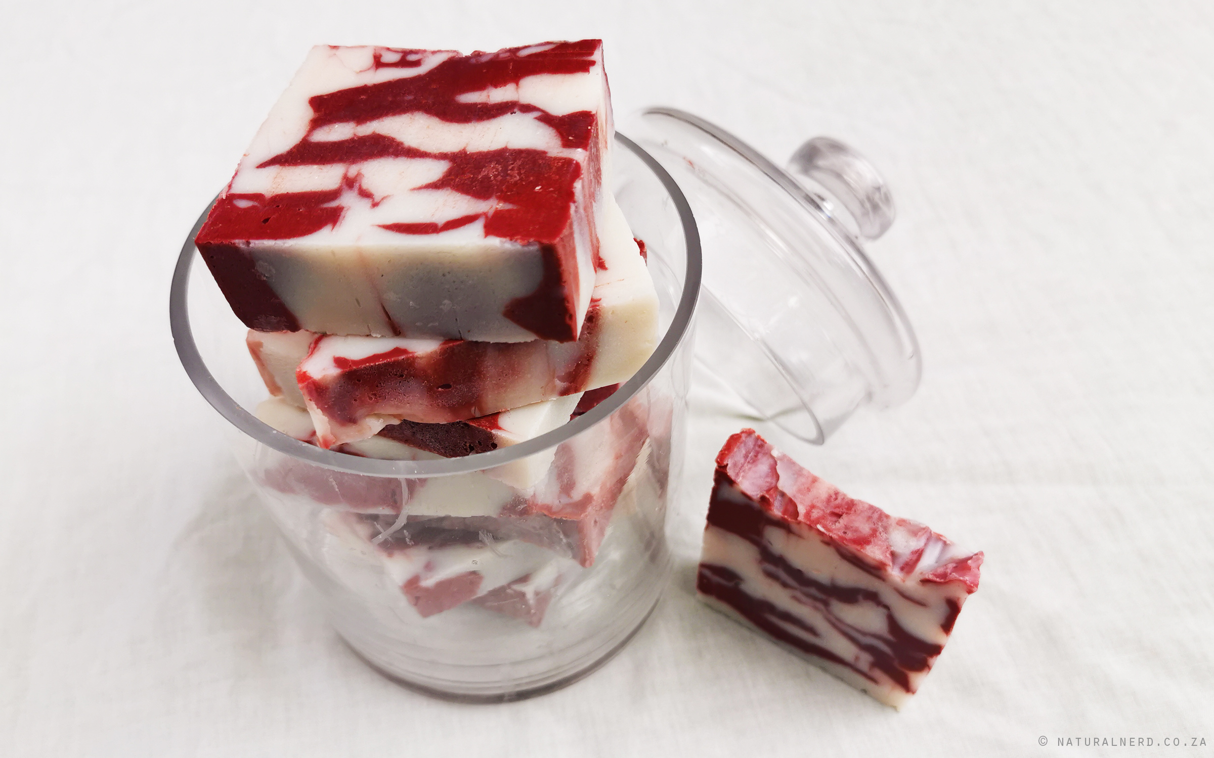 candy cane soap bar recipe christmas gift